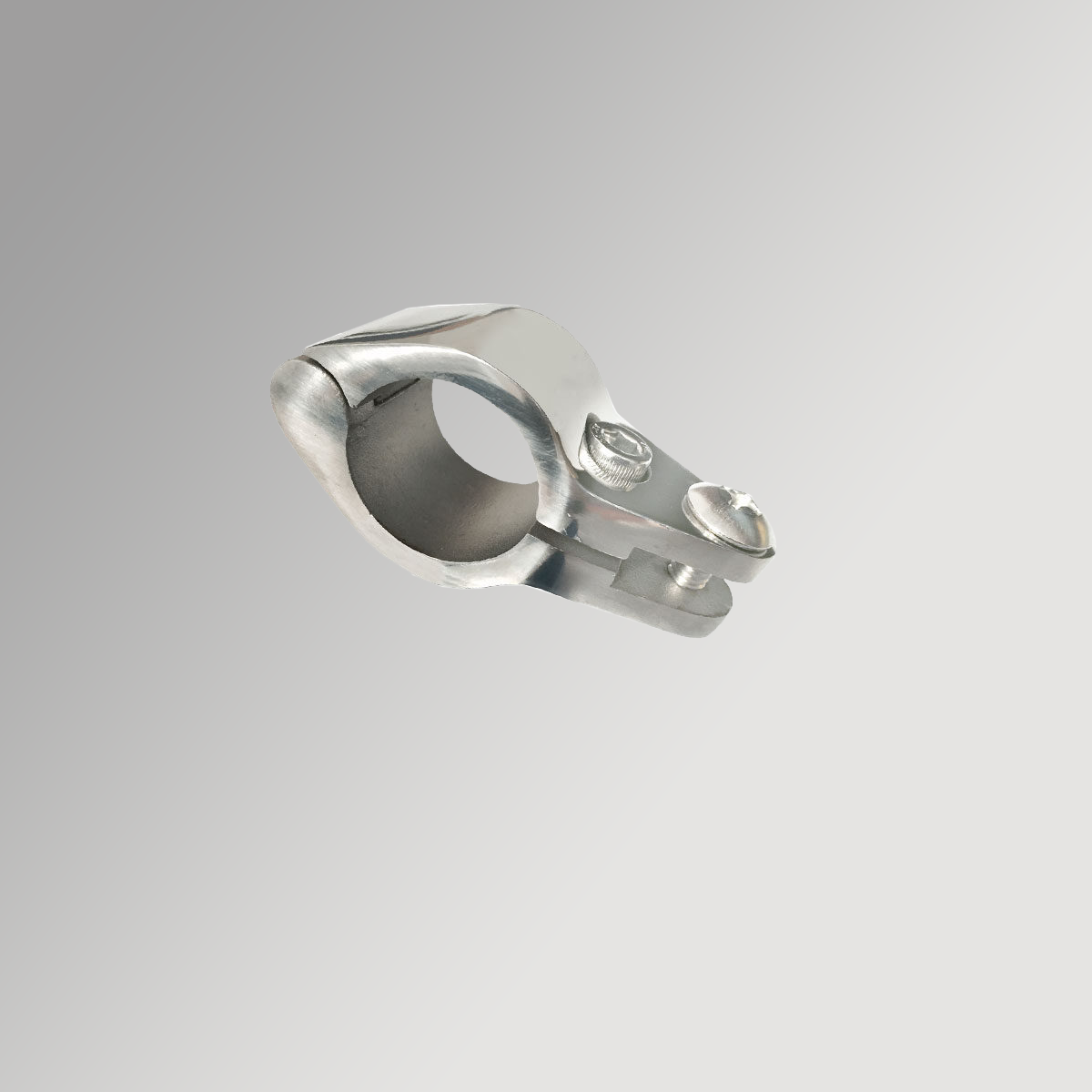 Hinged Jaw Slides 25mm - Stainless Steel