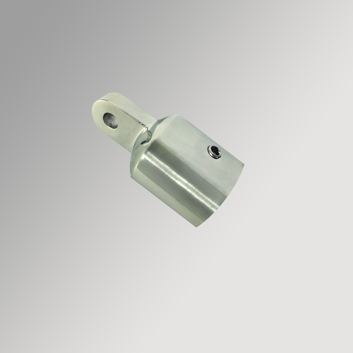 Eye End 25mm - Stainless Steel