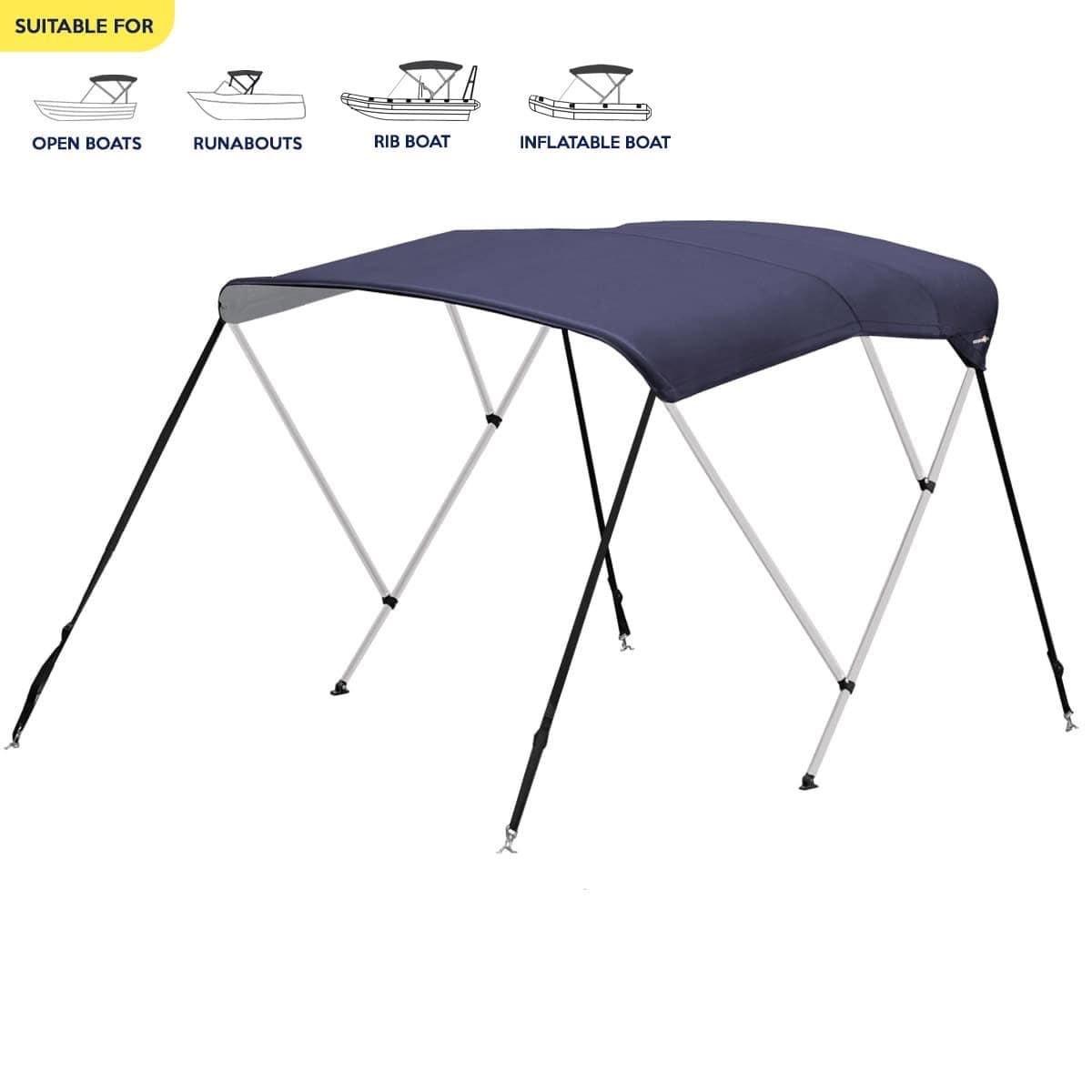 3 Bow Bimini Top/Canopy