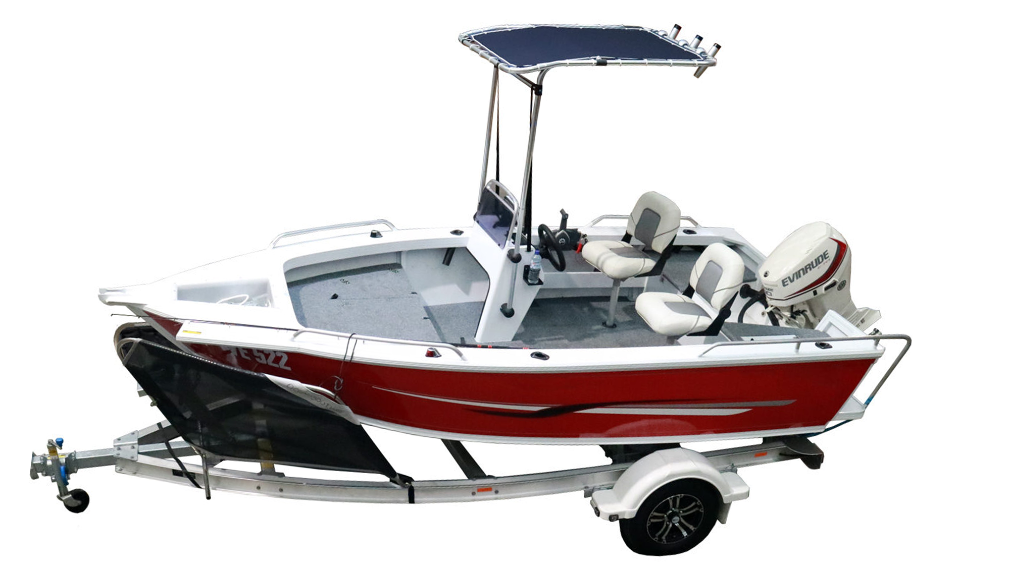 Retractable Seagull T-Top