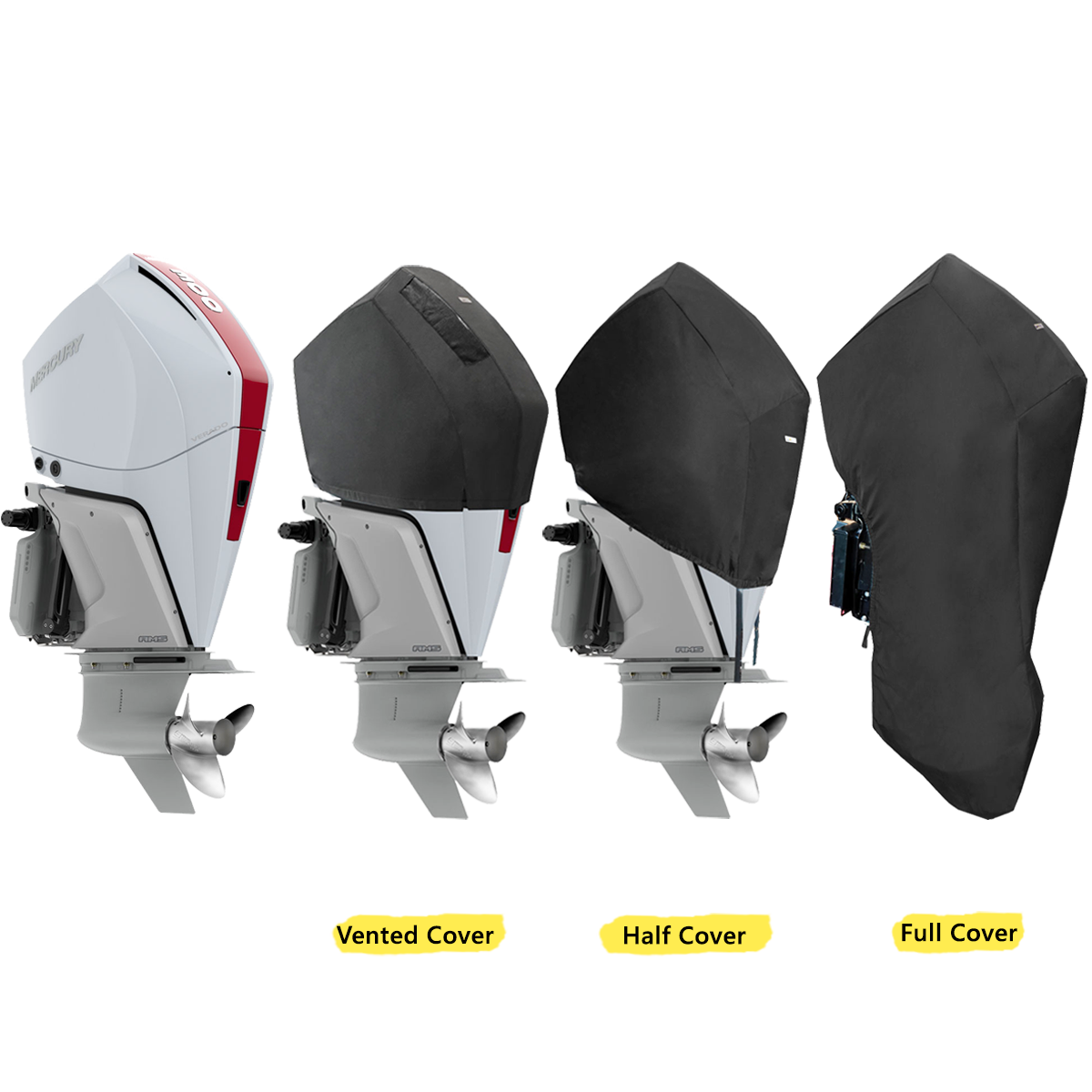 Covers for Mercury Outboard Motors