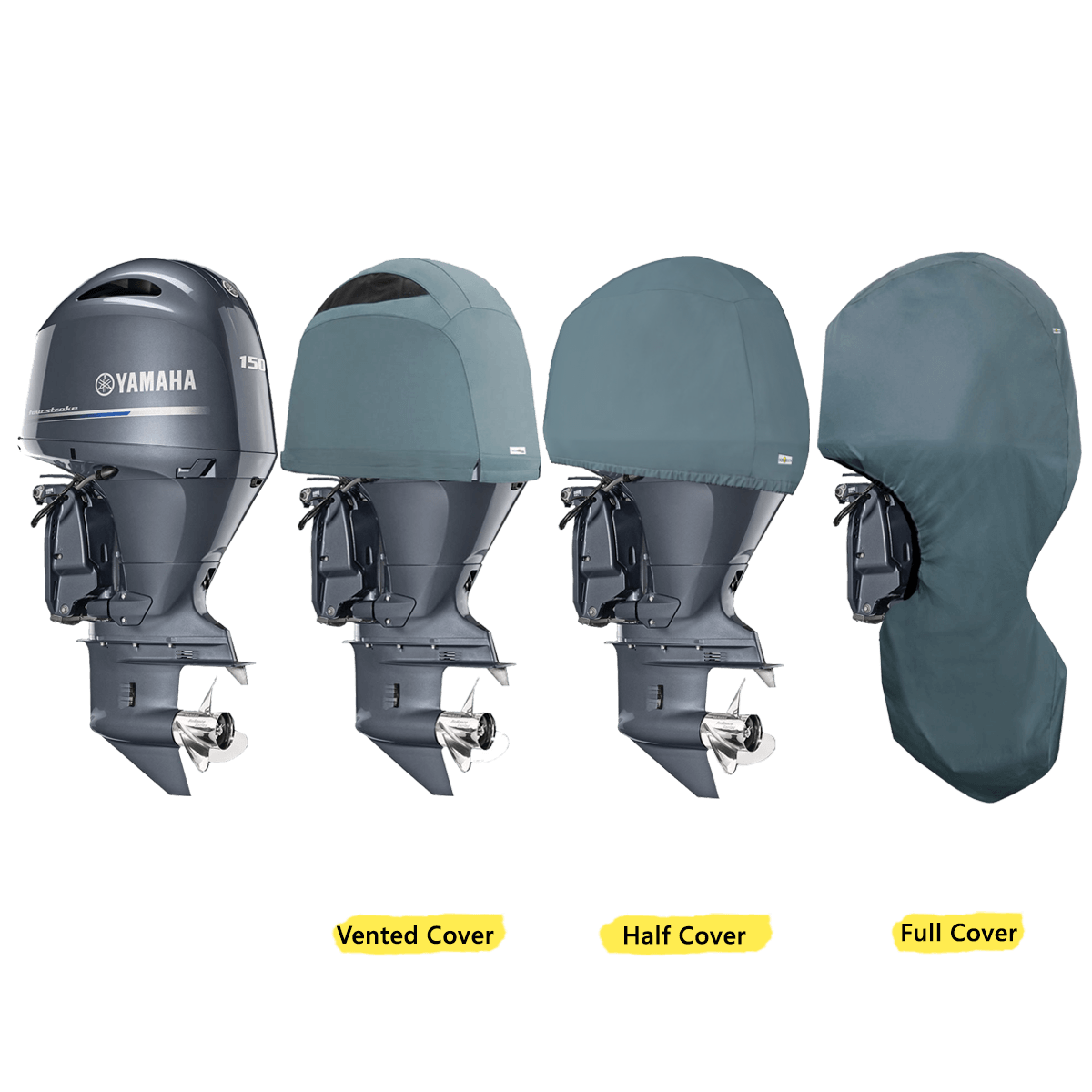 Covers for Yamaha Outboard Motors