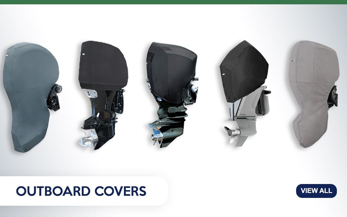 Outboard Motor Covers