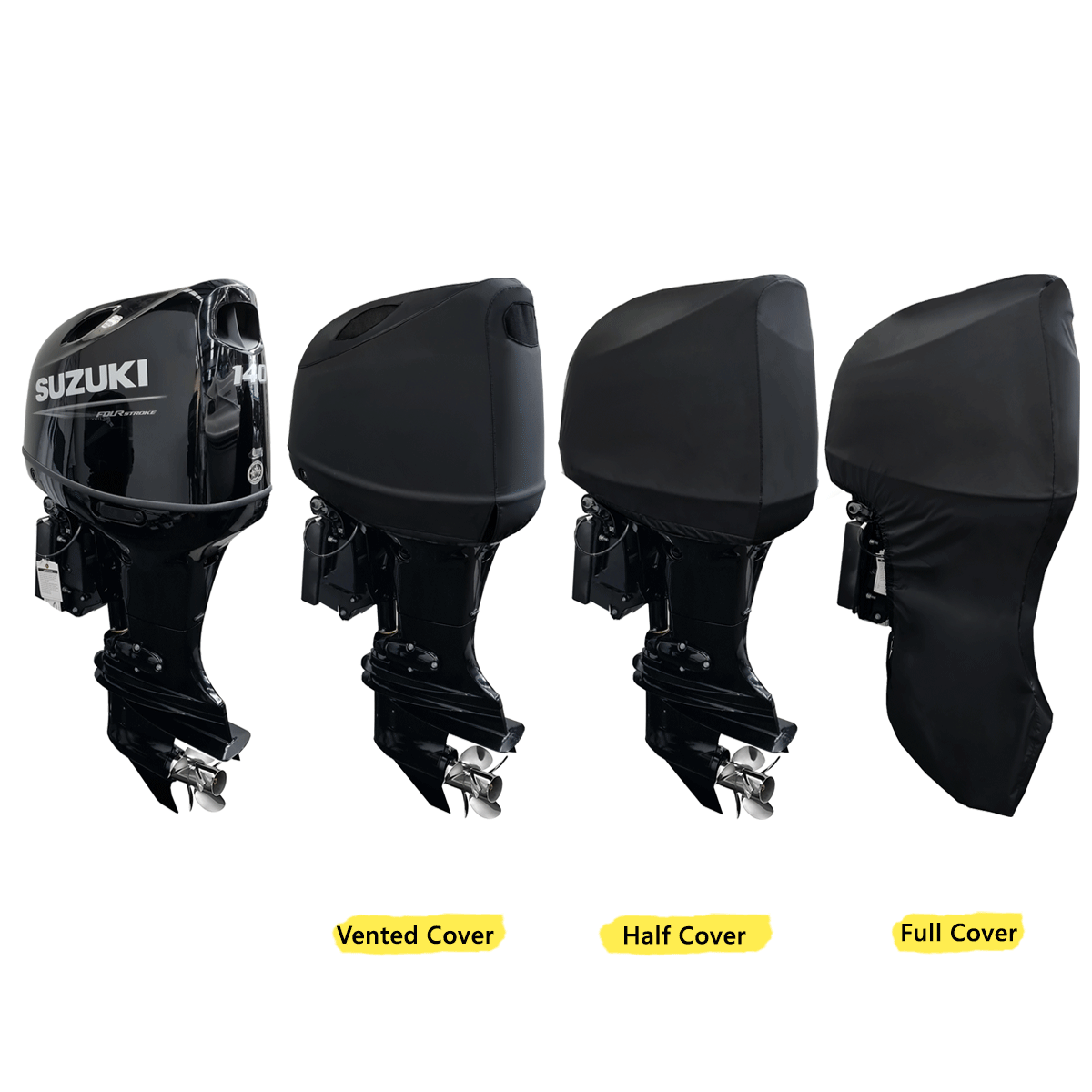 Outboard Motor Covers for Suzuki